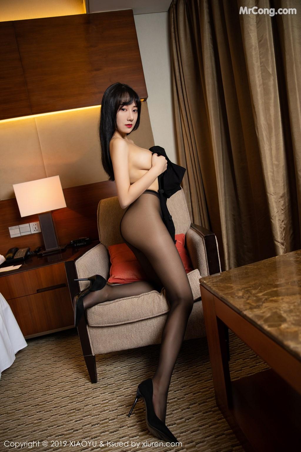 Image XiaoYu-Vol.145-He-Jia-Ying-MrCong.com-050 in post XiaoYu Vol.145: He Jia Ying (何嘉颖) (68 ảnh)