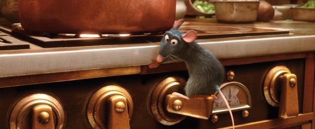 Chú Chuột Đầu Bếp, Ratatouille