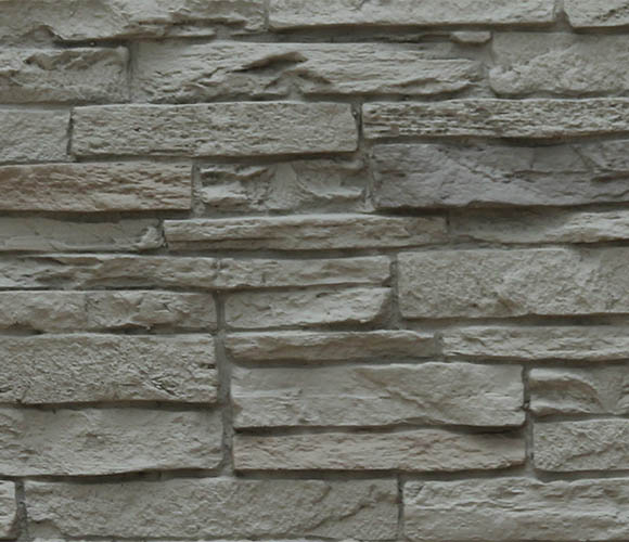 photo of natural thin stone veneer wall panels