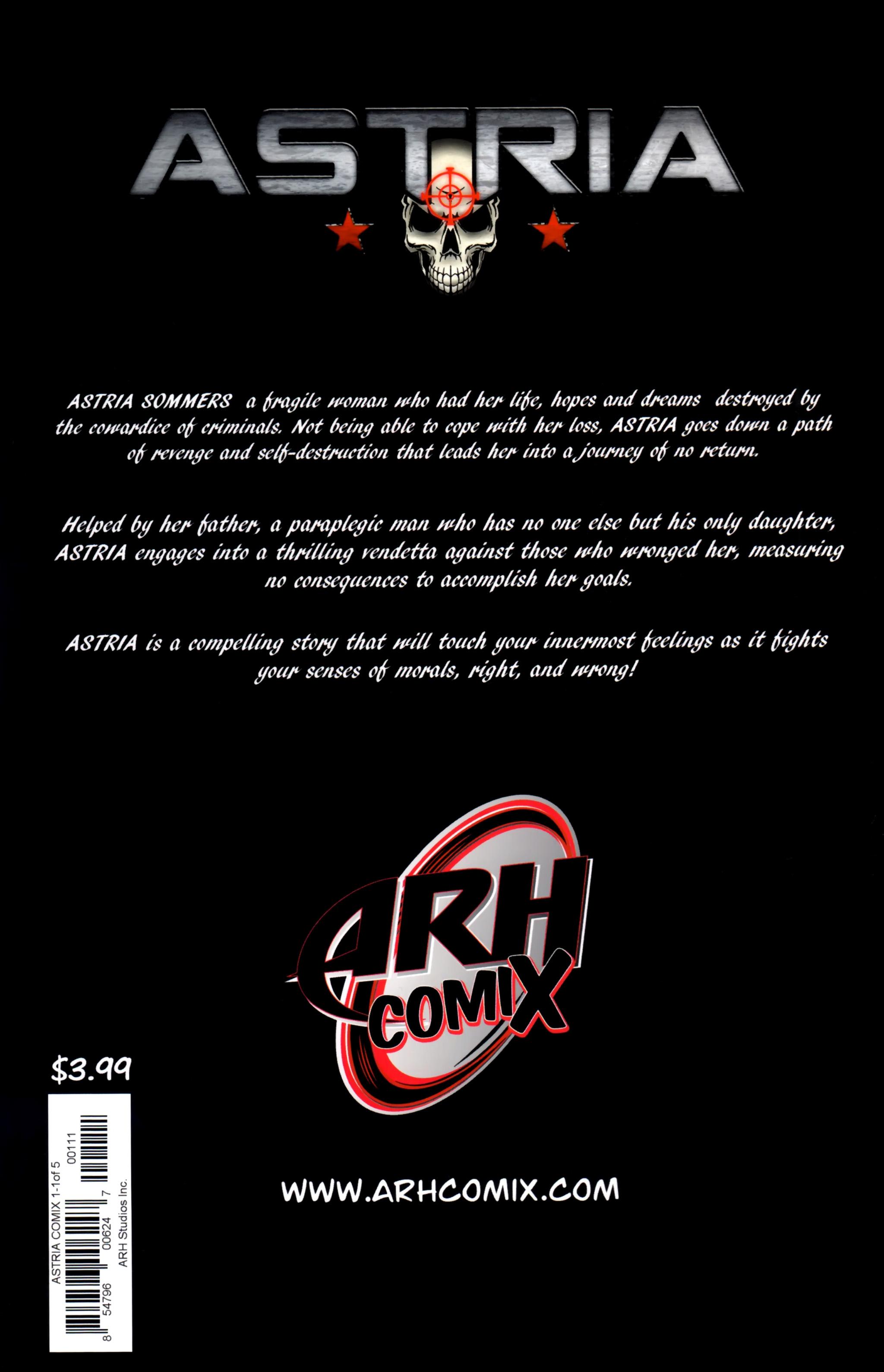 Read online Astria comic -  Issue #1 - 36