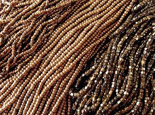 vintage, beads, jewellery
