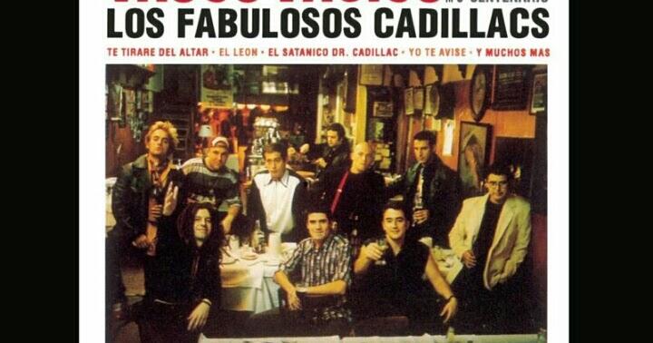 Descargar Discografia Completa De Los Fabulosos Cadillacs