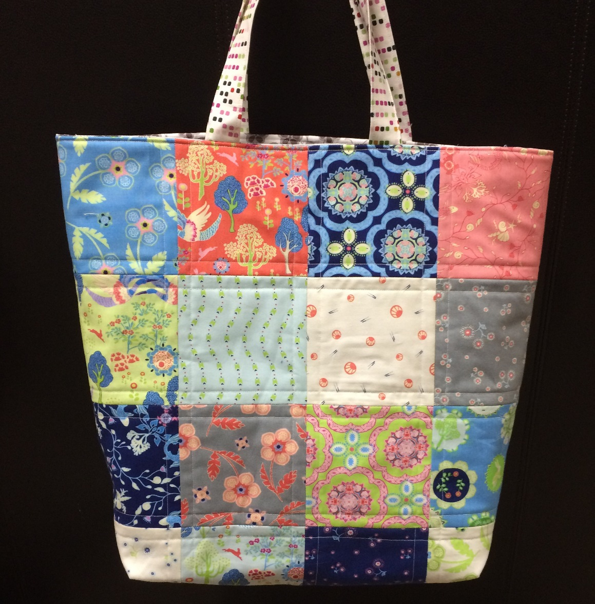 Chubby bag quilting sister vids older
