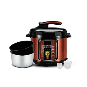 Intelligent rice cooker and pressure cooker