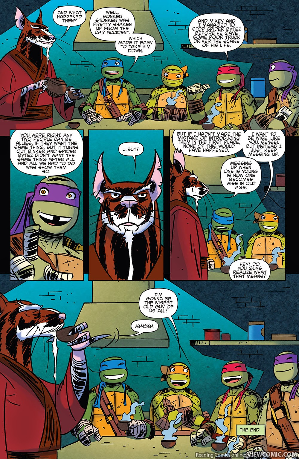 Teenage Mutant Ninja Turtles – New Animated Adventures 022 (2015