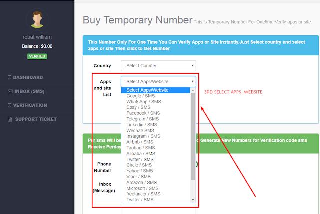Temporary Number for Telegram Verification