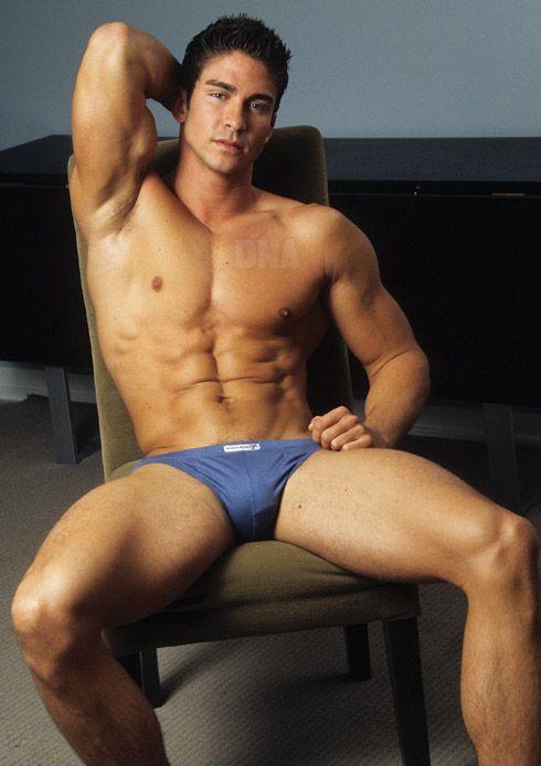 male stripper contest