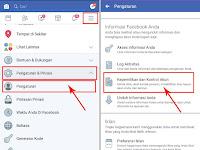 Cara Menutup Akun Facebook Untuk Sementara