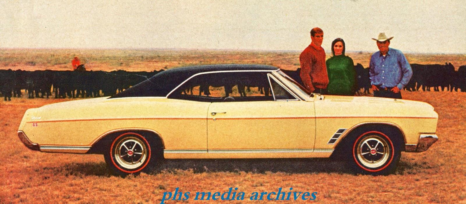 1966 Buick Skylark GS- Inside Dope
