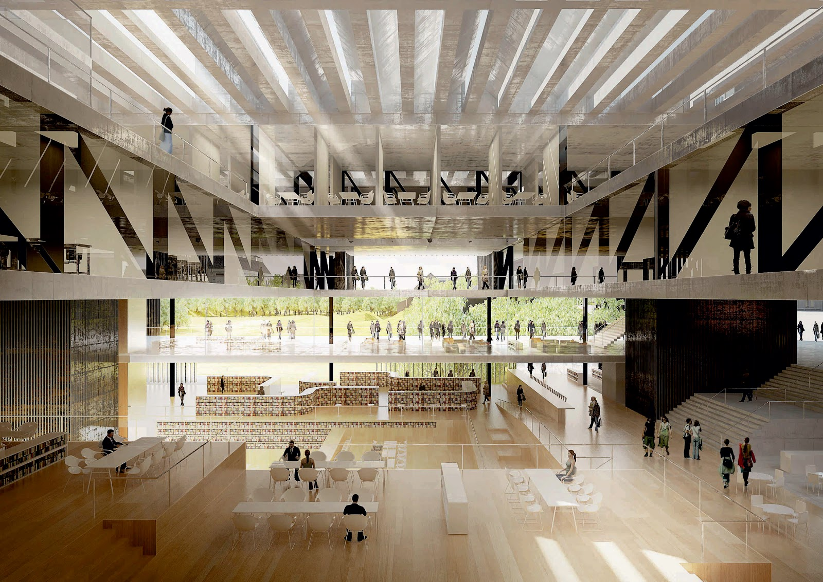 Silver Factory By Mecanoo Architecten A As Architecture