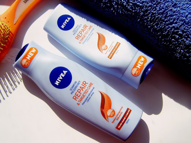 Nivea seria Repair & Targeted Care