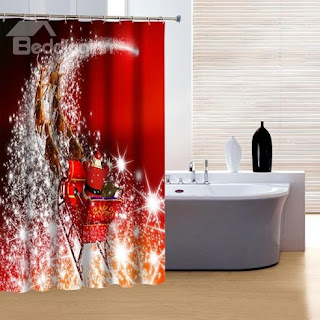 http://www.beddinginn.com/product/Sparking-Christmas-Santa-Festive-Red-3d-Shower-Curtain-11569895.html