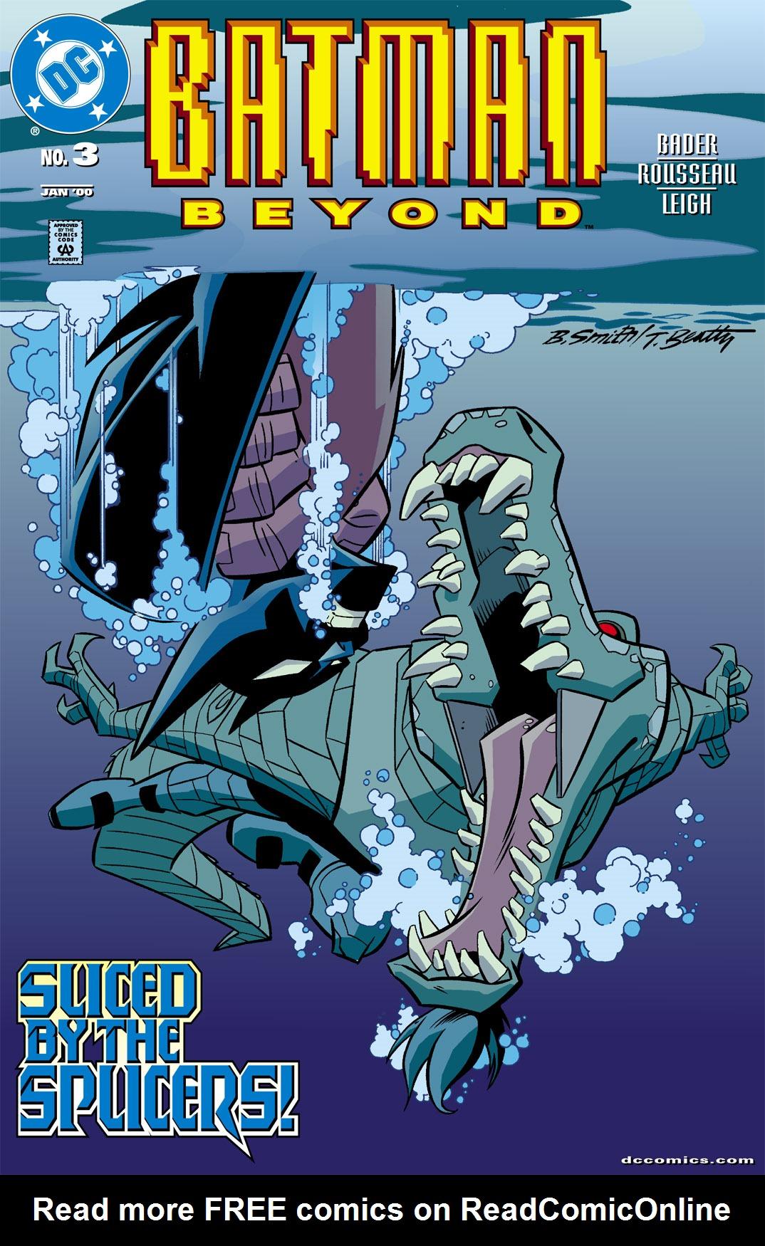 Batman Beyond [II] Issue #3 #3 - English 1