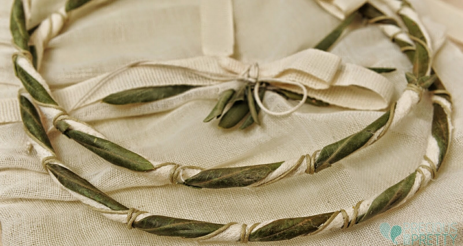 Greek Crowns Stefana For Weddings With Olive Leaves
