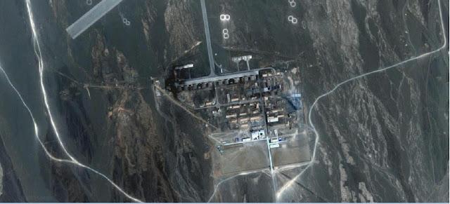 Etrange duplex dans une zone reculée en Chine (Photos satellites)  Chine%2B6
