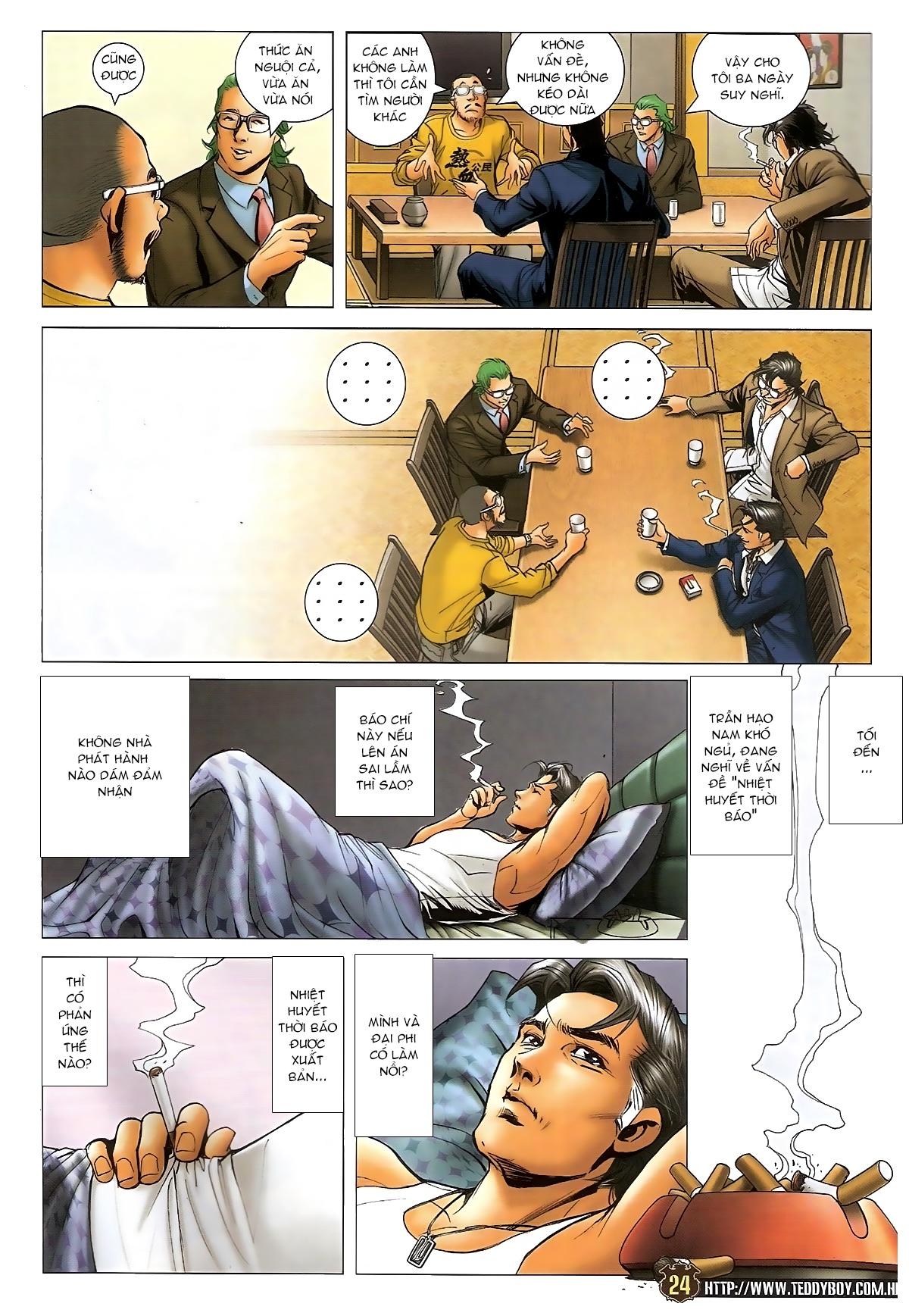 Người Trong Giang Hồ - Chapter 1573: Chuyện bên bếp lẩu - Pic 20