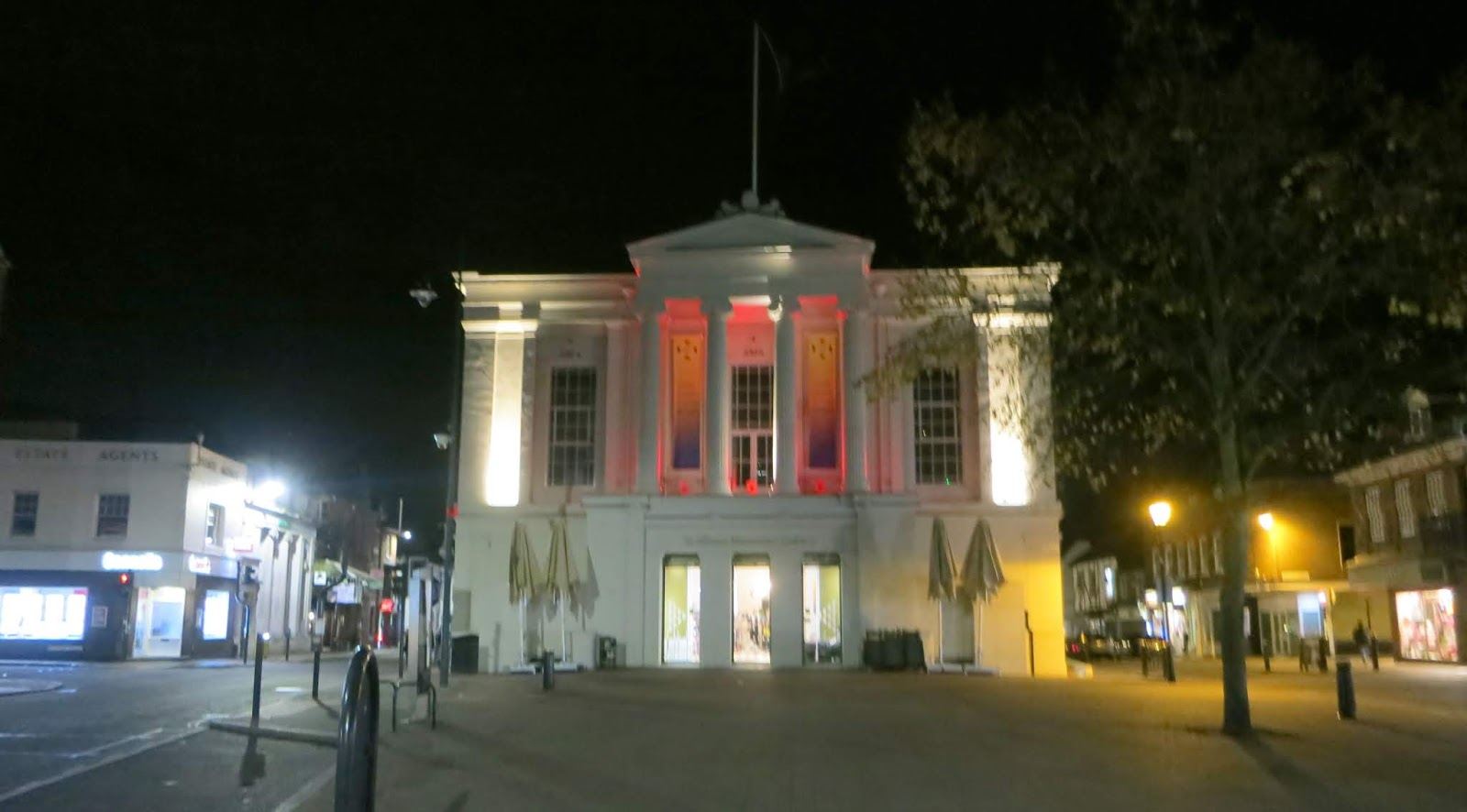 A Place Called Space: The Old Court House, St Albans