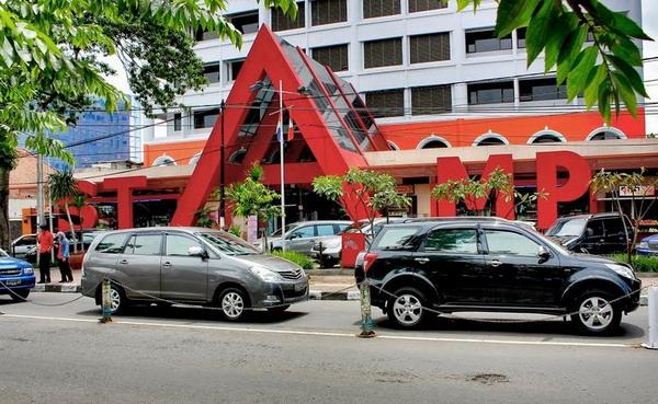 Stamp Factory Outlet Murah di Bandung