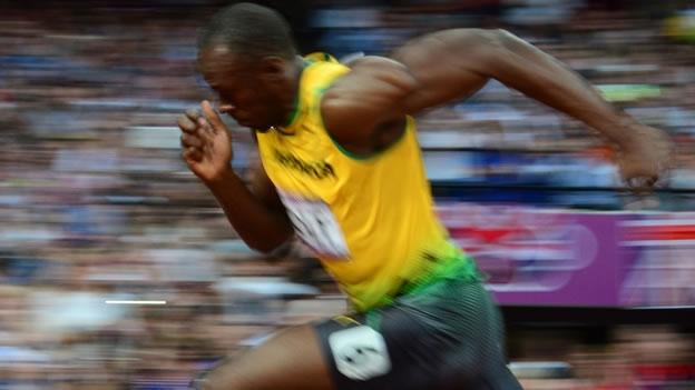 Jamaicano Usain Bolt