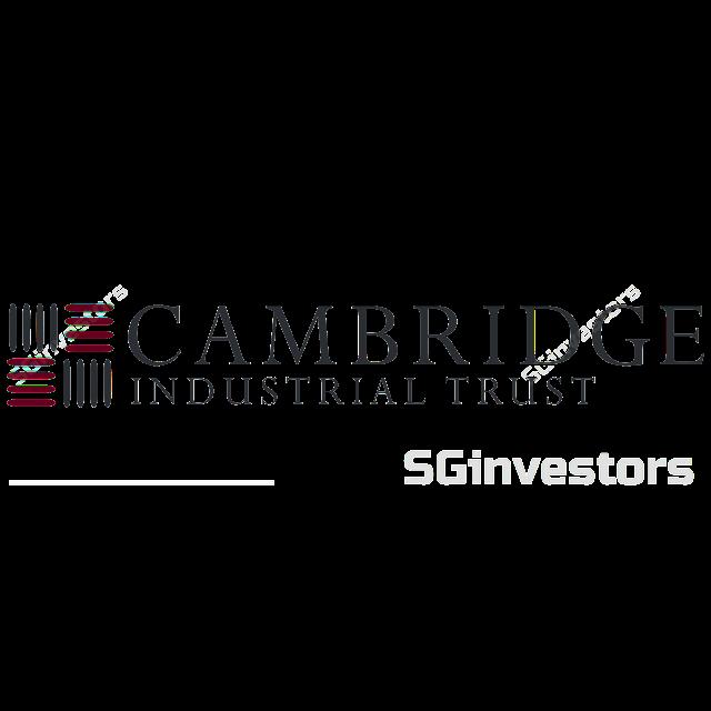 CAMBRIDGE INDUSTRIAL TRUST (J91U.SI) @ SG investors.io