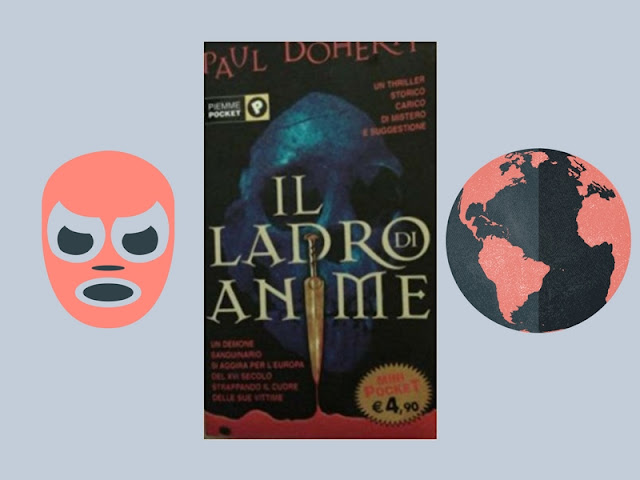 Il thriller storico Il ladro di Anime di Doherty