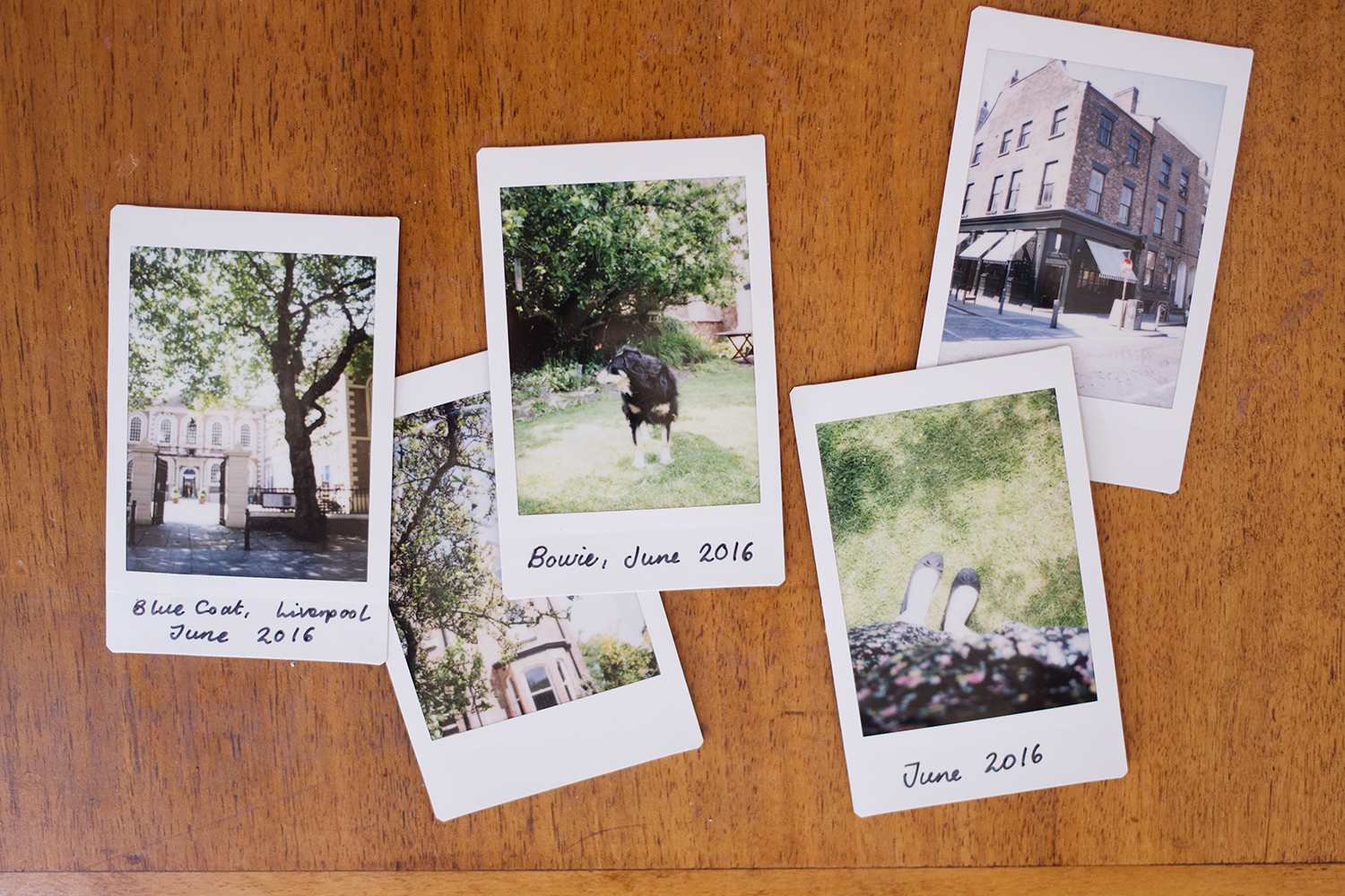 Instax Mini Photos