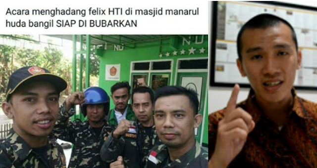 Inilah Penjelasan Lengkap Panitia FUIB Terkait Penolakan Kajian Felix Siauw di Bangil
