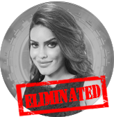 ELEVENTH WEEK EVICTION: GIZELE THAKRAL