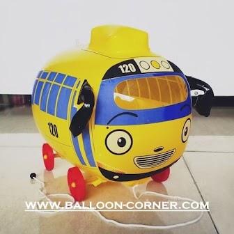Mainan Tiup Little Bus TAYO