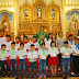 Thánh lễ cầu nguyện và trao quà khuyến học cho các em có thành tích trong năm học 2018 - 2019