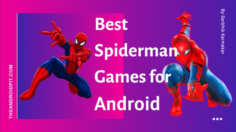 Spiderman Games for Android, Spiderman Games for Android free download