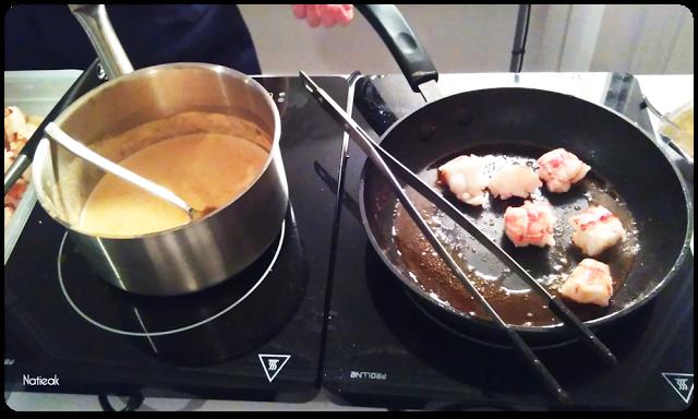 recette homard rapide