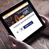 Rabat 40 zł na bieżące zakupy w sklepie bdsklep.pl z Visa Checkout