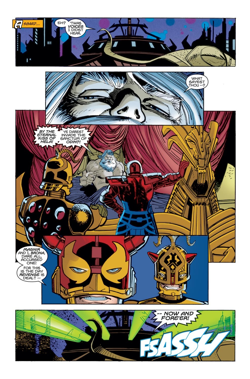 Thor (1998) Issue #15 #16 - English 21