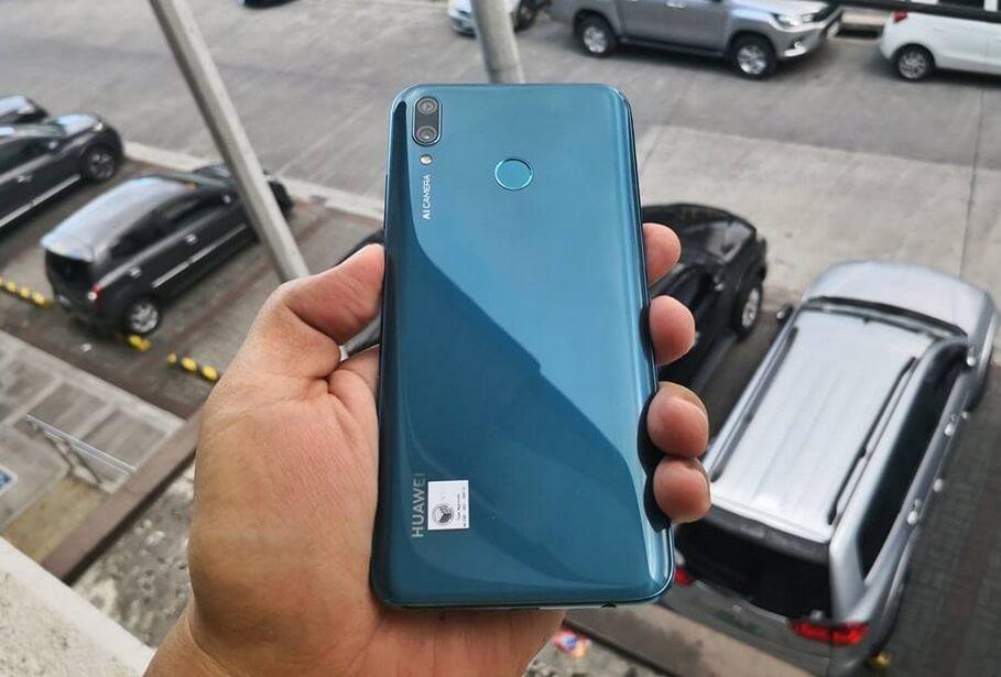 Huawei Y9 2019 Back