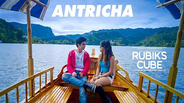 Antaricha Song Lyrics | Rubik's Club | Gashmeer Mahajani | Neeti Mohan