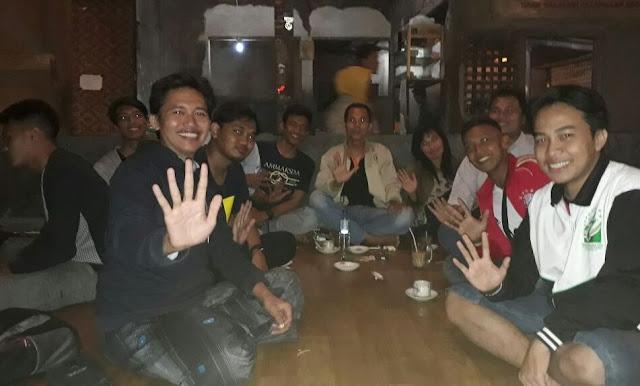 Pekat IB Kendal Kunjungi Ikatan Mahasiswa Kendal Yogyakarta Imkey