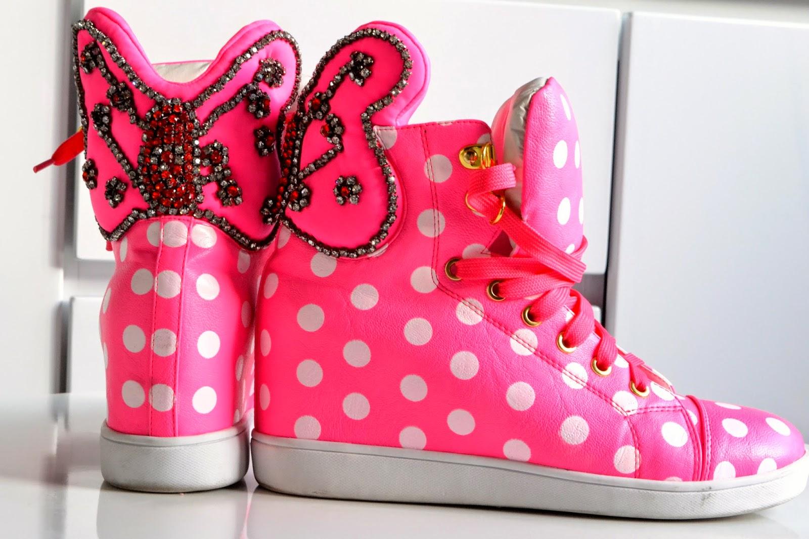 马努什 运动鞋