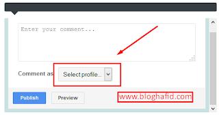 Tidak bisa berkomentar blogspot