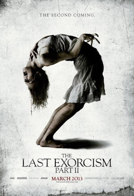 Movie Poster, The Last Exorcism Part II (2013)