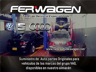 Ferwagen Servicio Tecnico Audi Volkswagen y Seat