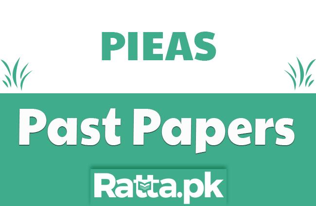 PIEAS Past Paper 2017 pdf