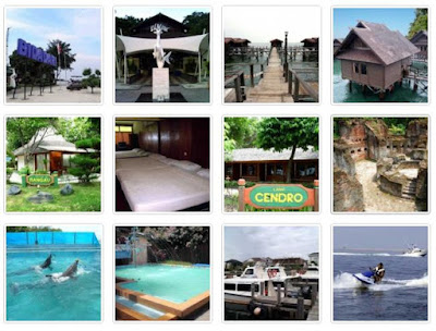 Paket Satu Hari Pulau Seribu