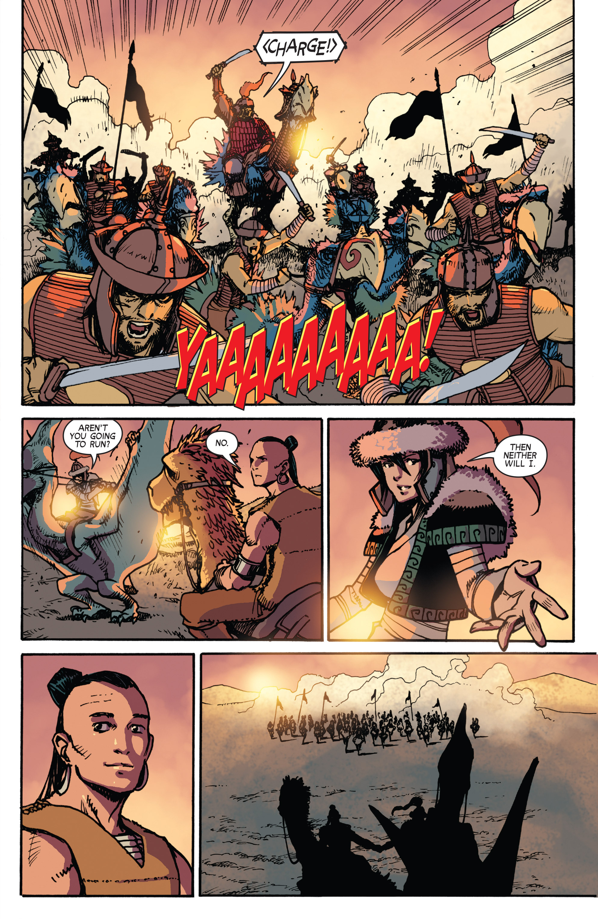 Read online Turok: Dinosaur Hunter (2014) comic -  Issue # _TPB 2 - 79
