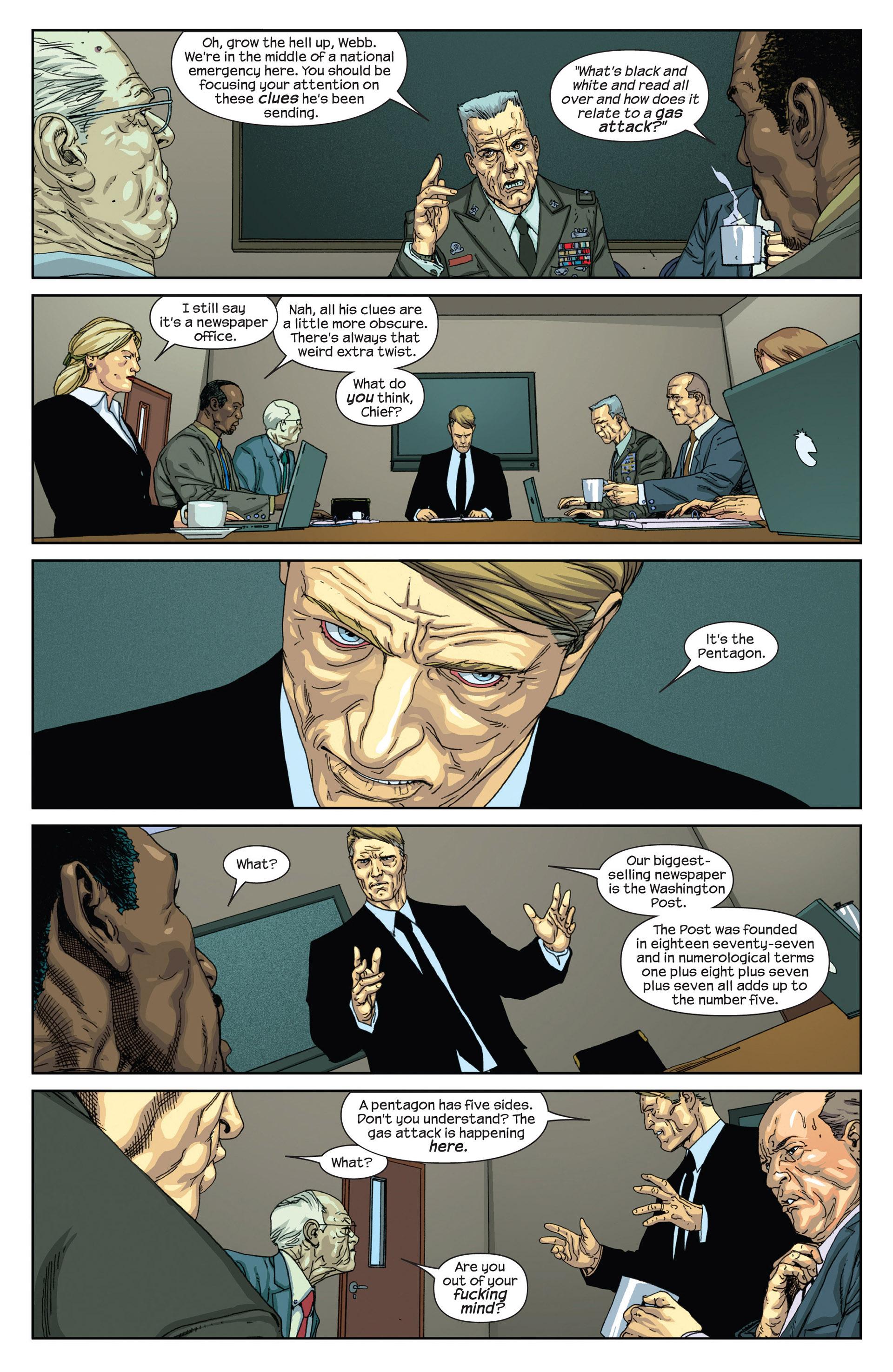 Read online Millar & McNiven's Nemesis comic -  Issue #2 - 11