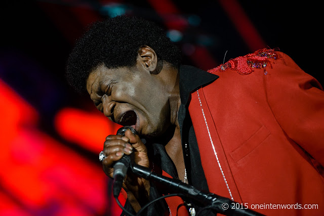 Charles Bradley and His Extraordinaires at Panamania