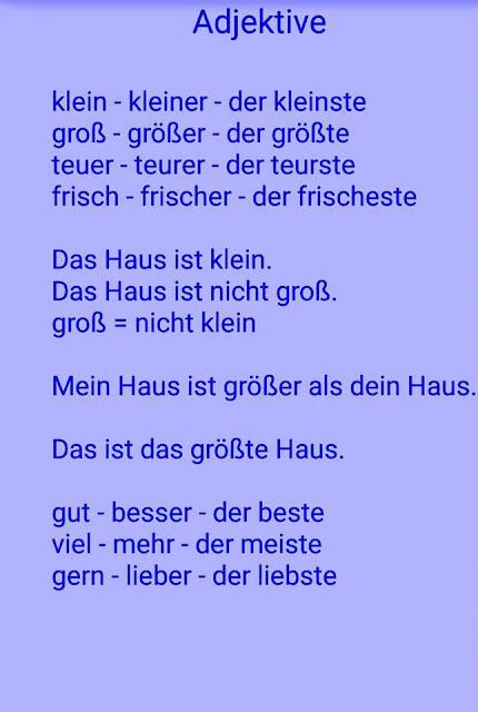 1914234_1676356785954648_1810083949526852565_n Adjective - Mbiemri - Meso gjermanisht