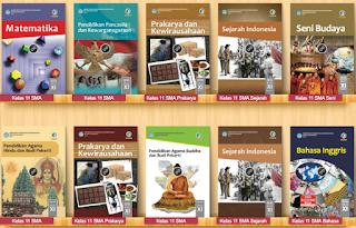 Buku Paket Kelas 11 SMA / MA Kurikulum 2013 Revisi Terbaru