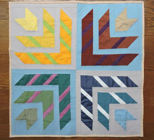 Circle Of Life Mini Quilt Free Pattern