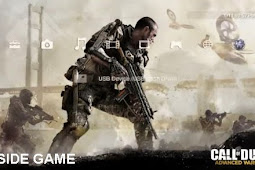 Call of Duty  Advanced Warfare Dynamic Theme PS3